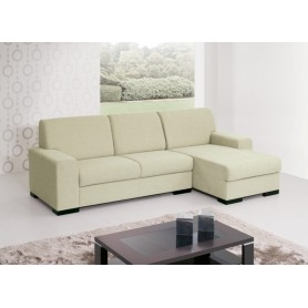 Sofá Boss Chaise-Long 3 Lugares