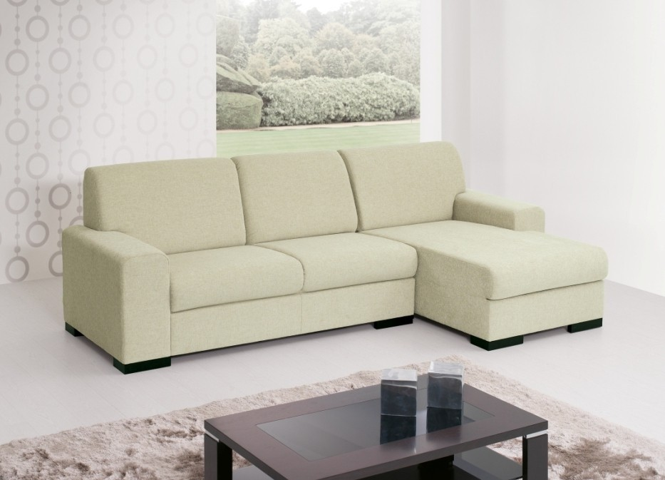 Sof boss chaise long 3 lugares for Chaise long sofa bed