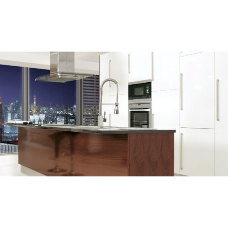 Cozinha Melamina Lacado branco