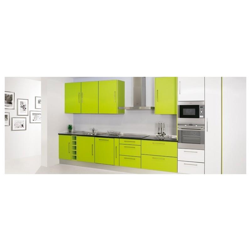 Cozinha Melamina Verde