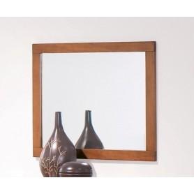 Moldura Espelho Troia Pinho Escurecido