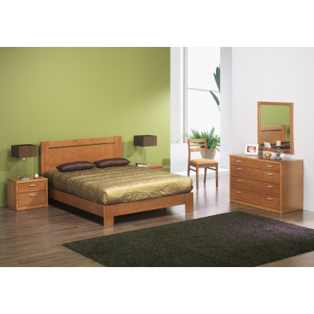 Double Room Ancora Simple Couple Bed