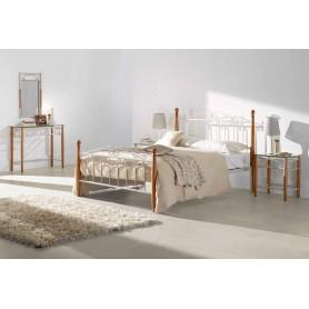 Quarto casal ambiente 16 com cama 148