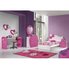 Quarto Juvenil Zik Zak 10 Charmy Kitty