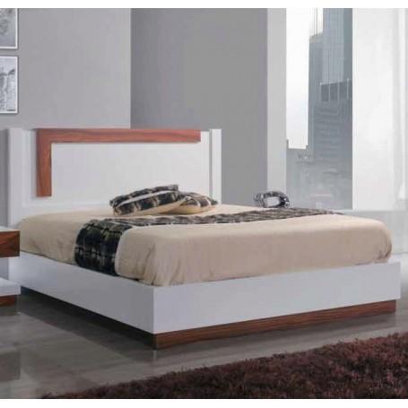 Couple Bed Veneza Ref.: 621