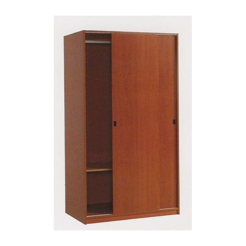 Eco Wardrobe 2 sliding doors