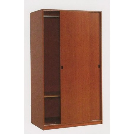 Eco Wardrobe 2 sliding doors