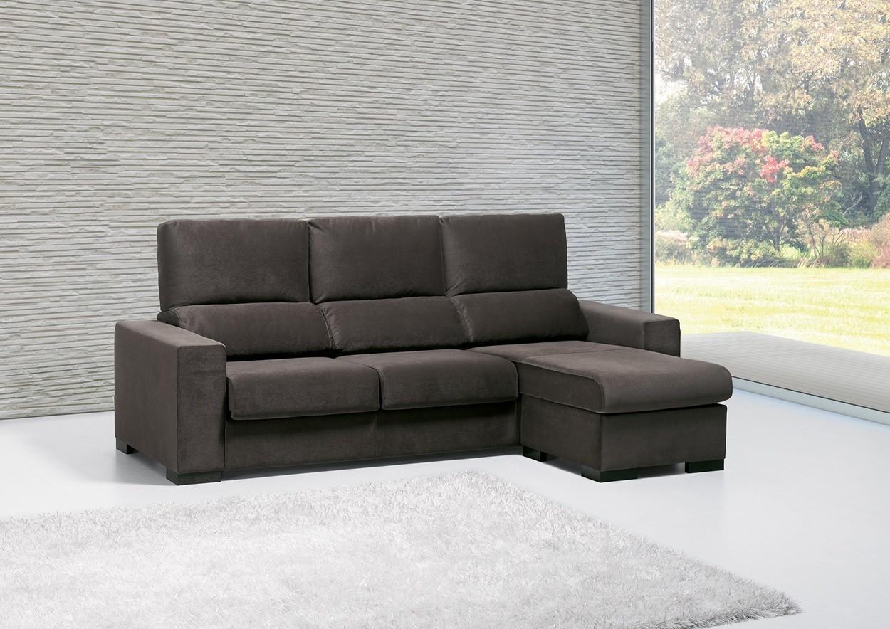 Sof raquel 2 lugares chaise longue 950 00 for 2 zitsbank en chaise longue