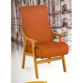 Cadeira Fixa ref 1123 com braços