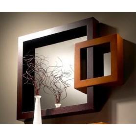 Moldura espelho cangu