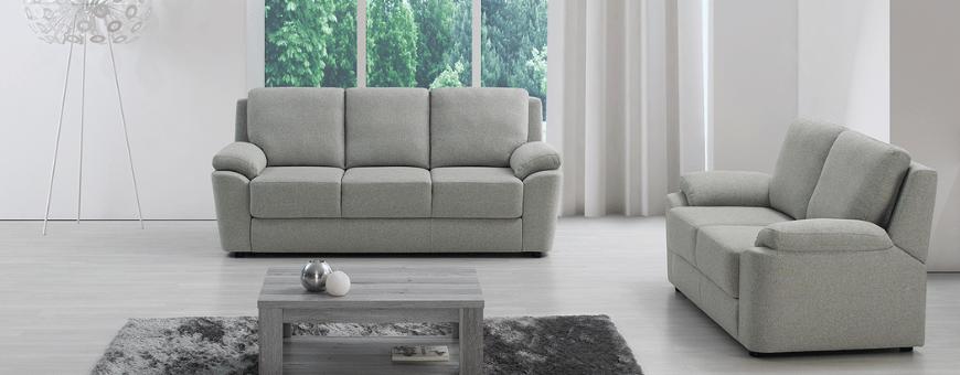 Two seat sofas