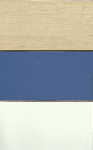 K Maple/Azul/Branco